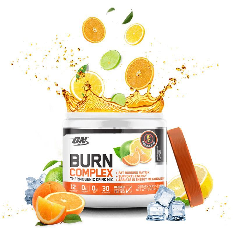 Burn Complex (Caffeine Free) by Optimum Nutrition