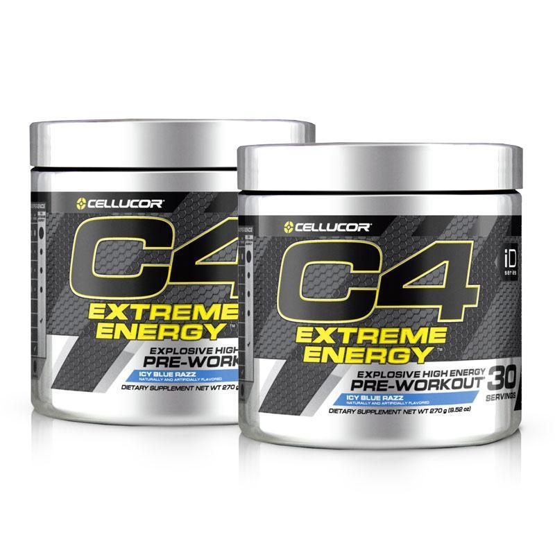 Twin Pack: C4 Extreme Energy