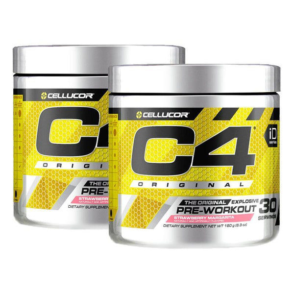 Twin Pack: C4 Original Pre-Workout (30 serves)