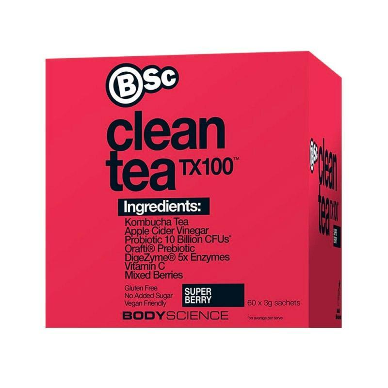 Clean Tea TX100 by BSc