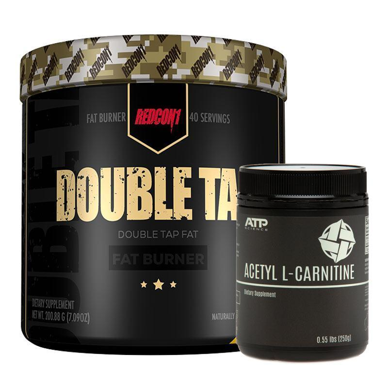 Double Tap  + Acetyl L-Carnitine Bundle by Mixed