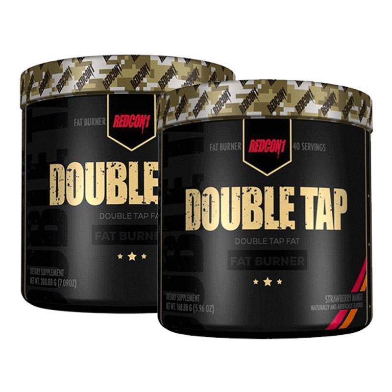 Double Tap Twin Pack - RedCon1 | MAK Fitness