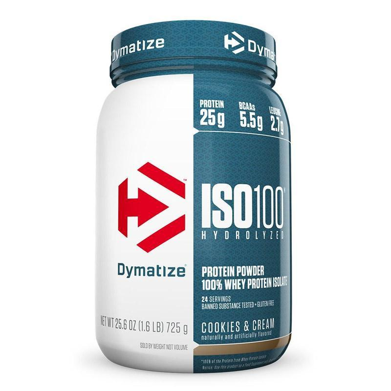 ISO100 Hydrolyzed - Dymatize | Cookies & Cream