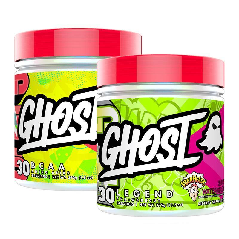 GHOST® Legend & BCAA Bundle -  Ghost Lifestyle | Fat Burnerz