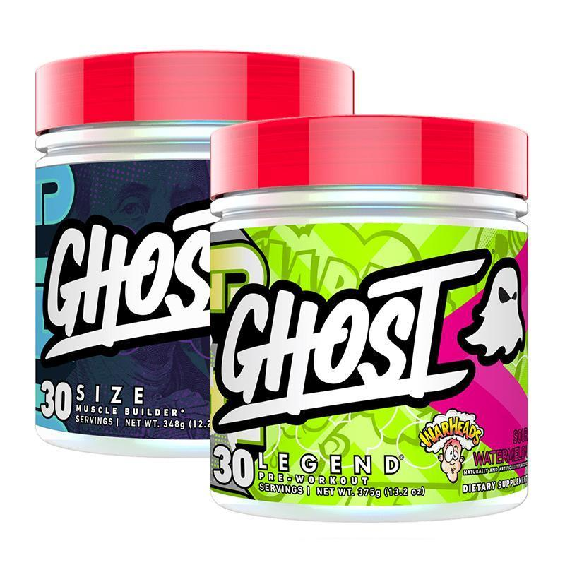 GHOST® Legend & Size Bundle | Fat Burnerz