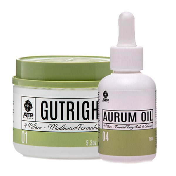 GutRight + Aurum Oil Bundle