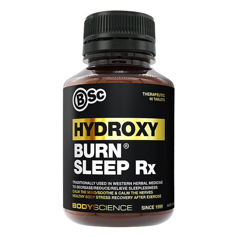 HydroxyBurn Sleep Rx by BSc