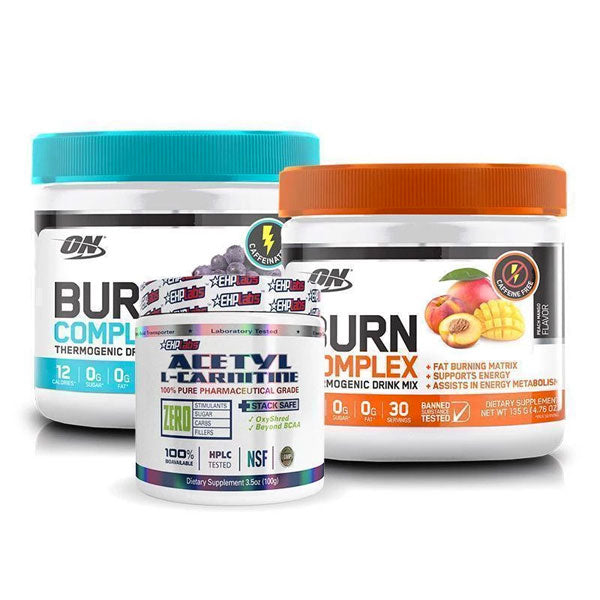 Optimum Nutrition Fat Burner Bundle