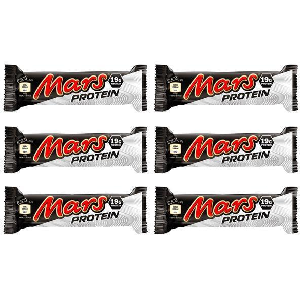 Mars Protein Bar 6 Pack - Mars Chocolate | Fat Burnerz