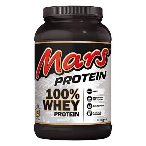 100% Whey Protein Mars Chocolate