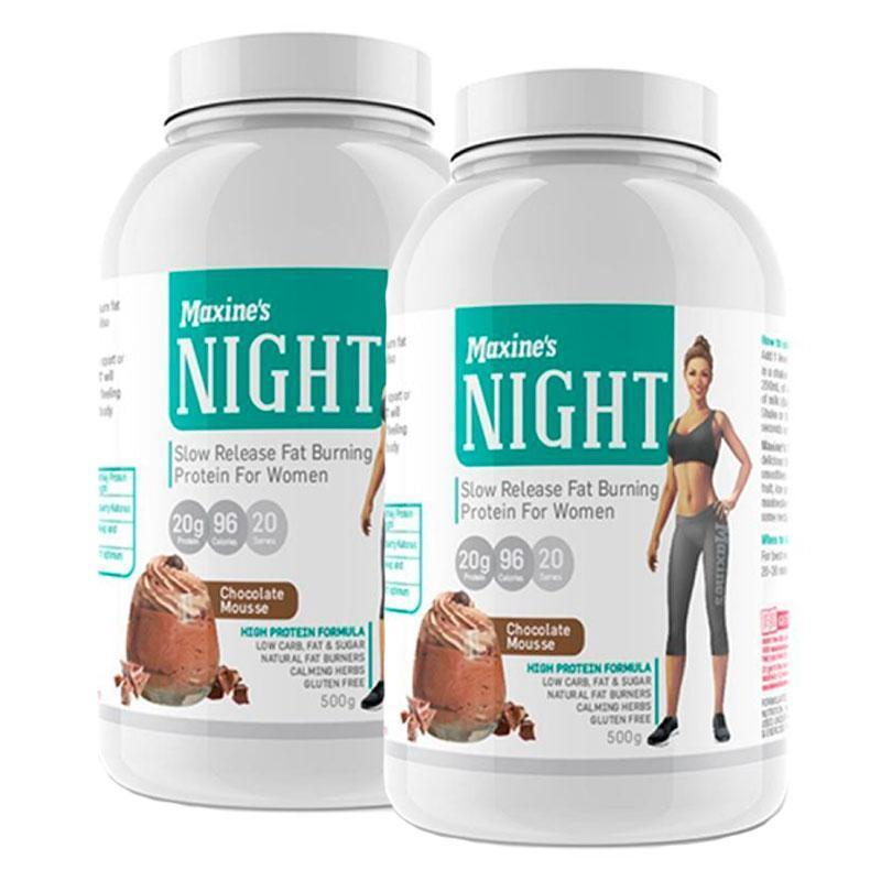 Night Twin Pack - Maxine's | MAK Fitness