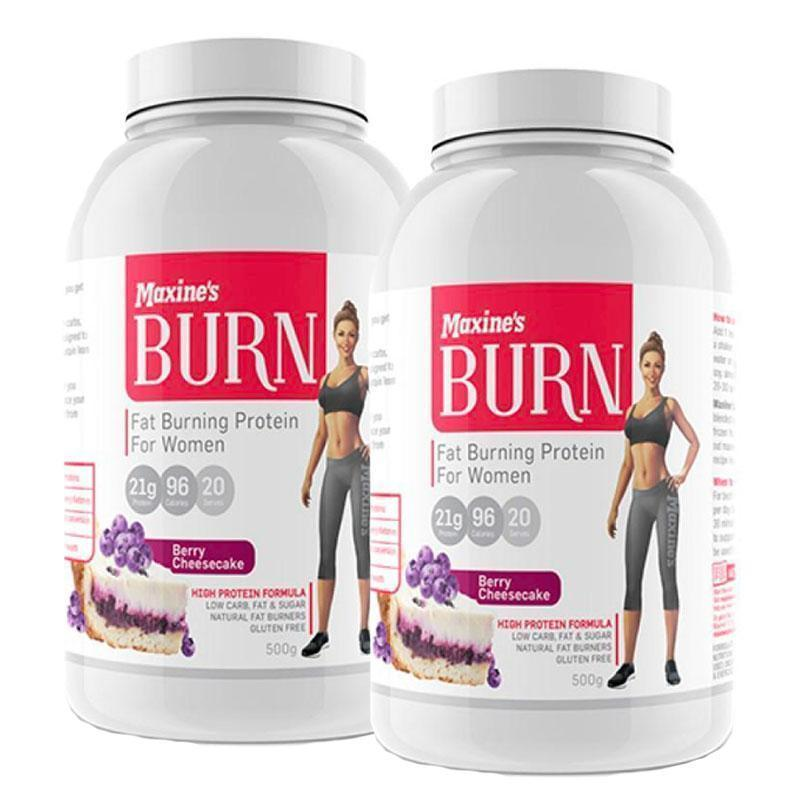 Twin Pack: Burn Protein