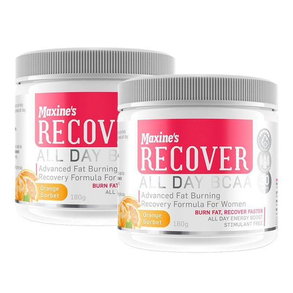 Twin Pack: Recover