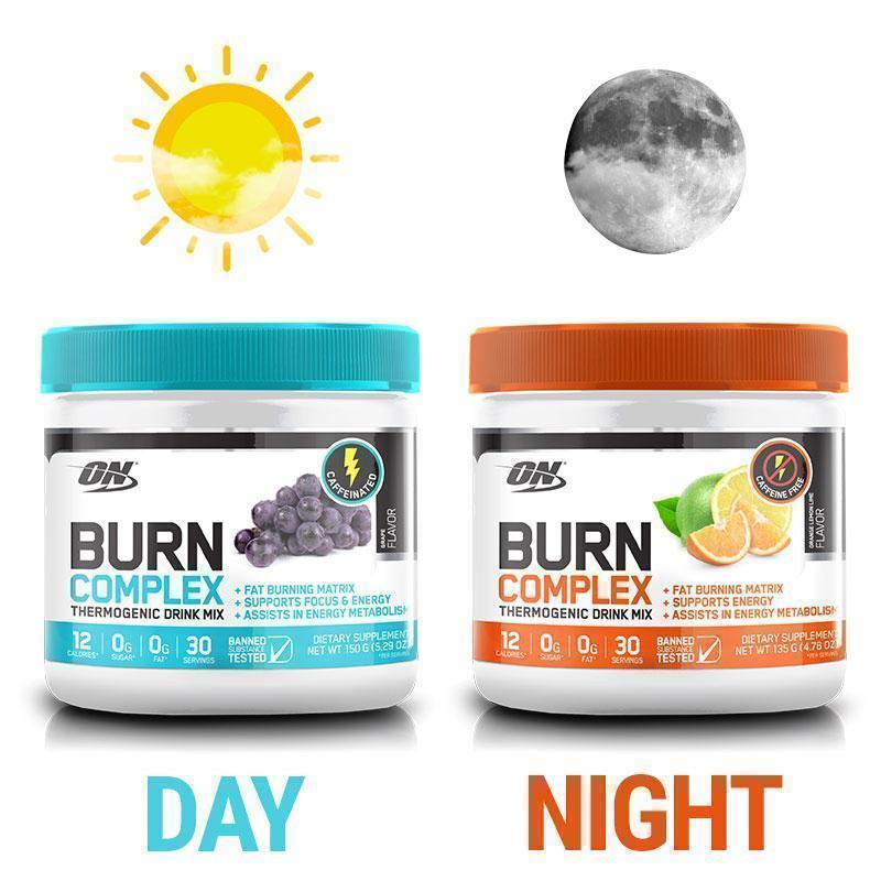 Burn Complex Day & Night Bundle