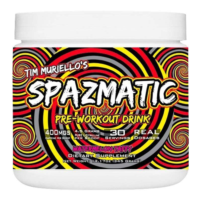 Spazmatic - Tim Muriello | Watermelon Taffy