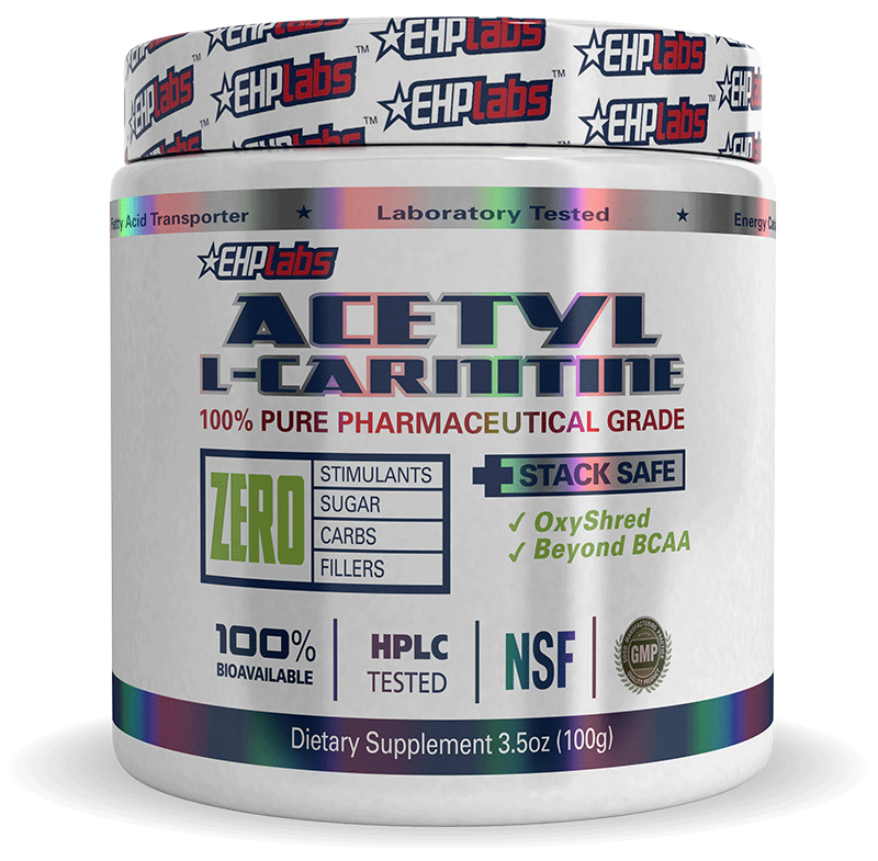 Acetyl L-Carnitine by EHPlabs