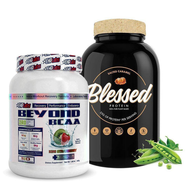 Blessed Protein + Beyond BCAA Bundle
