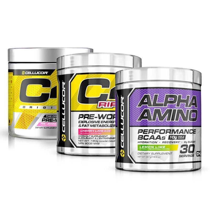 Ultimate Cellucor Bundle