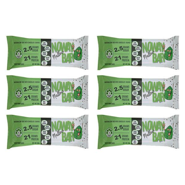 6 Pack: Noway Mallow Bar