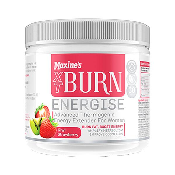 XT Burn Energise - Maxine's | Strawberry Kiwi