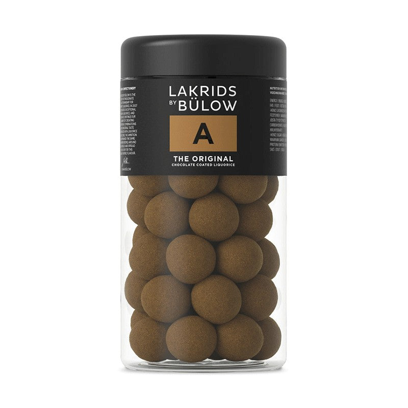 A - ORIGINAL CHOCOLATE COATED LIQUORICE