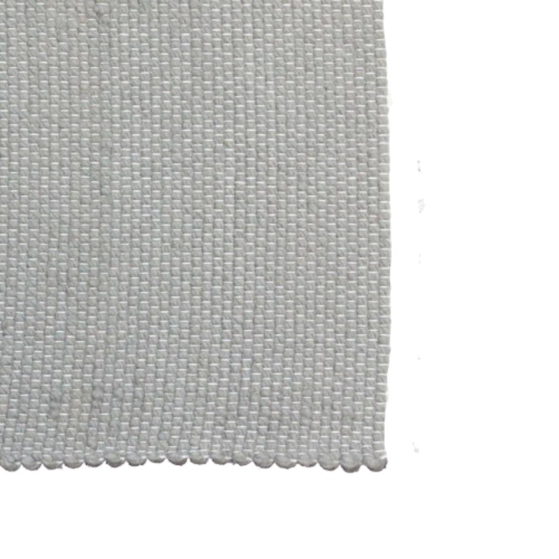 GREY WOVEN COTTON PLACEMAT