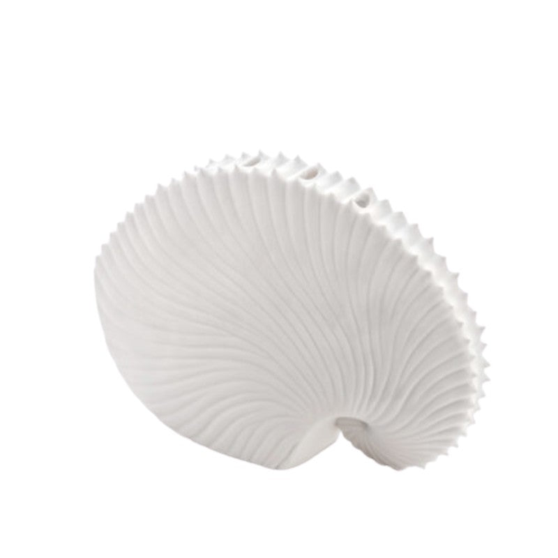 PAPER NAUTILUS TEALIGHT HOLDER