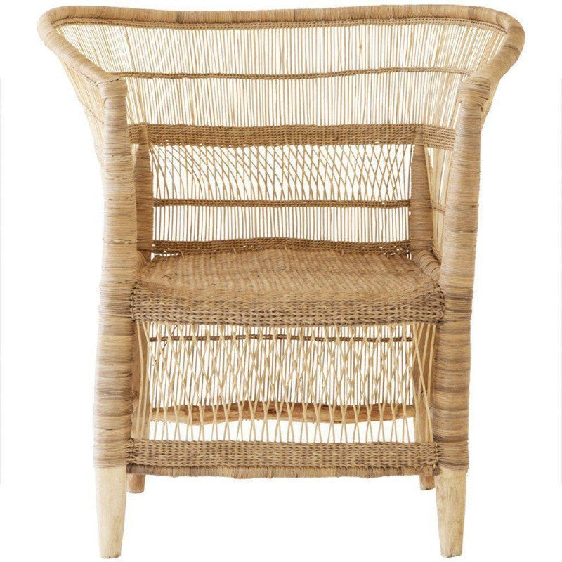 NATURAL MALAWIAN CHAIR