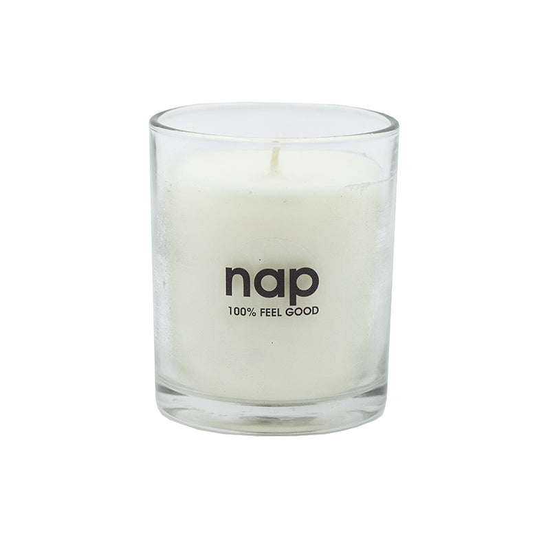 NAP GLASS TUMBLER SCENTED CANDLE