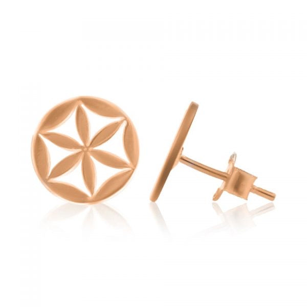 FLOWER OF LIFE STUD
