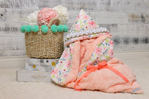 Madison the first multi functional baby blanket