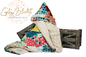 Summit the first multi functional baby blanket
