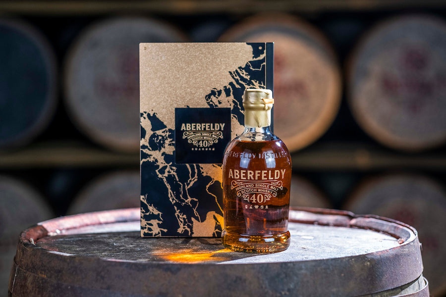 Aberfeldy 40 Year Old Whisky