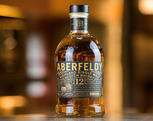 Aberfeldy 12 Year Old Whisky