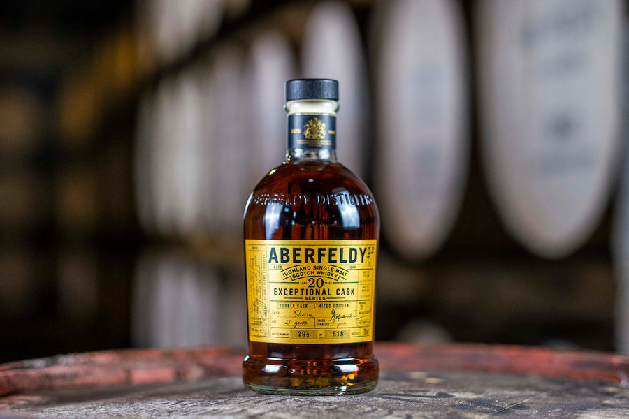 Aberfeldy 20 'Exceptional Cask' Whisky