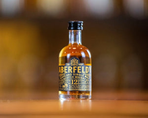 Aberfeldy 5cl 'mini' whisky