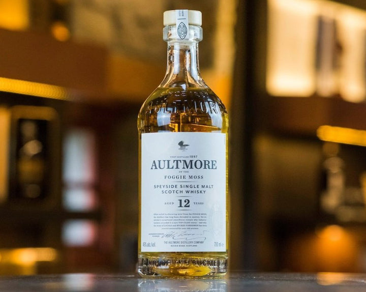 Aultmore 12 Year Old Whisky