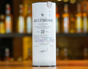Aultmore 21 Year Old Whisky