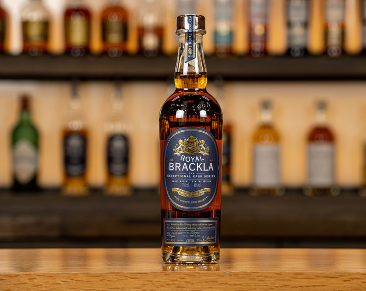 Royal Brackla 18 Year Old - PX Cask