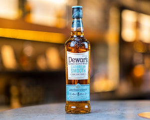 Dewar's 'Caribbean Smooth' Whisky