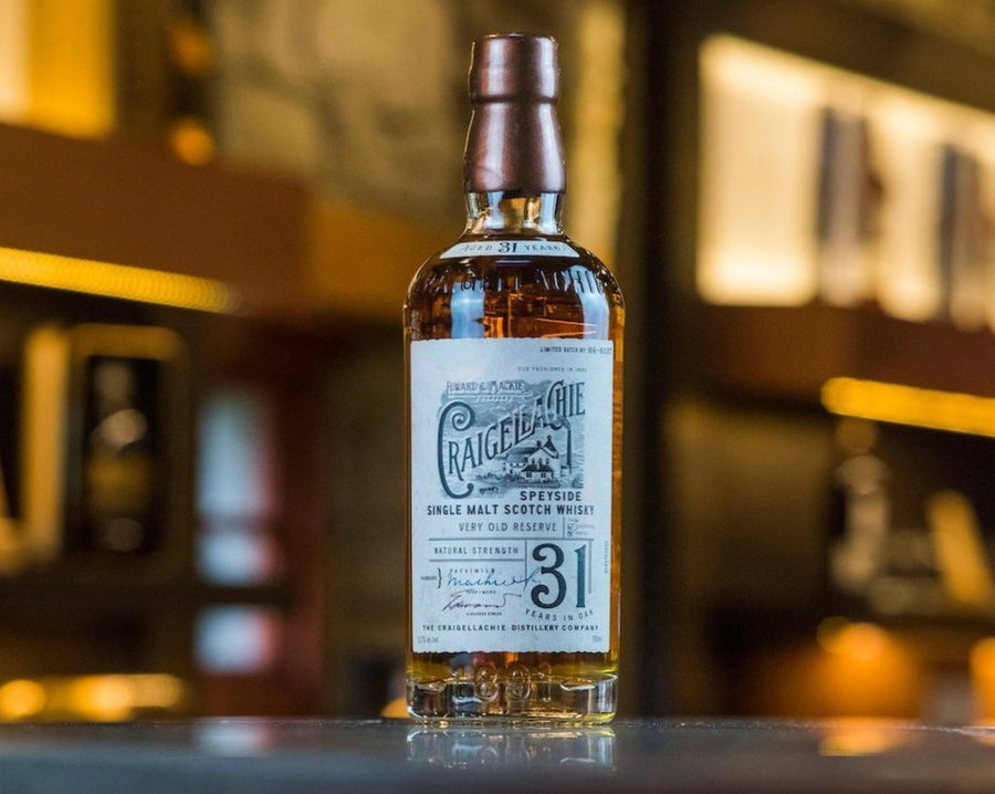 Craigellachie 31 Year Old Whisky