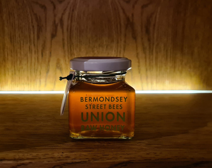 Bermondsey Street Bees Custom House Raw Honey 150g