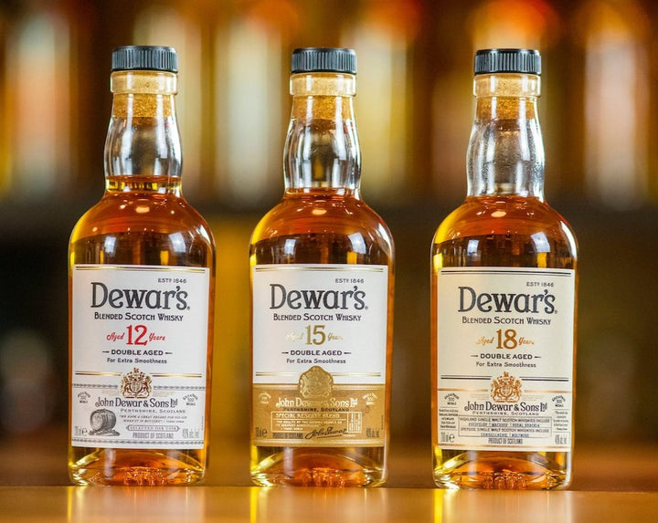 Dewar's 20cl Pack