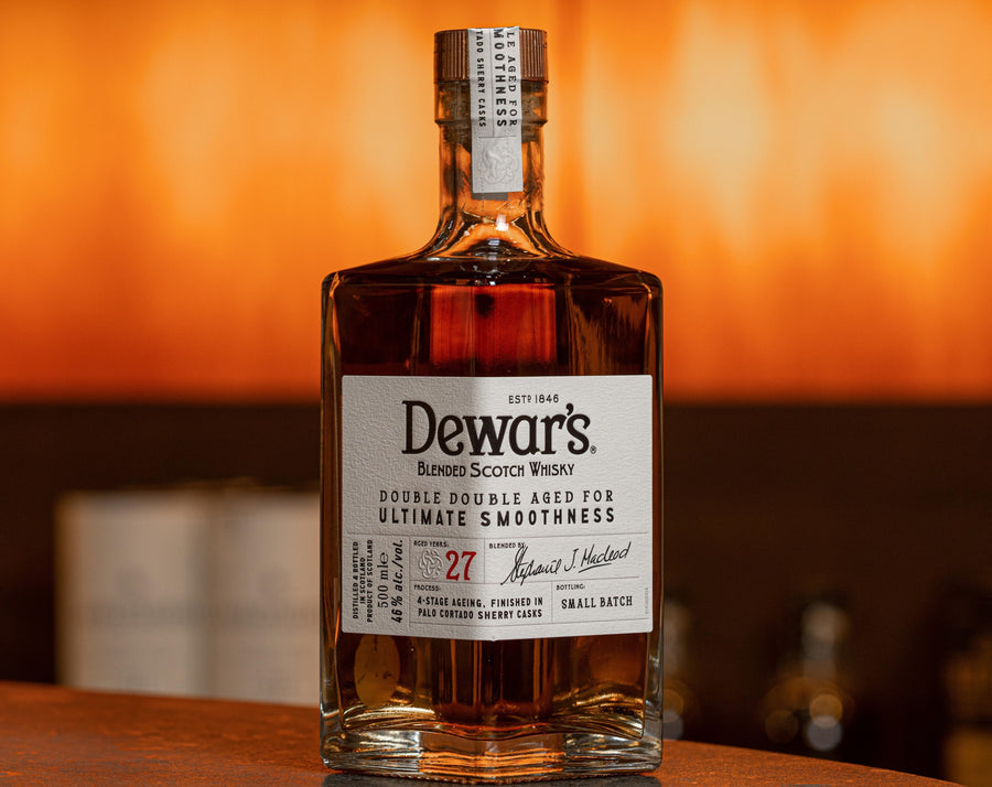 Dewar's 'Double Double' 27 year old whisky