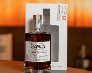 Dewar's 'Double Double' 32 year old whisky