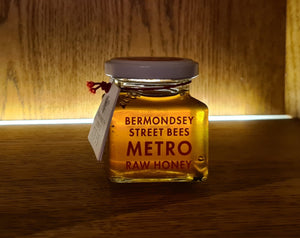 Bermondsey Street Bees Exmoor Wildflower Raw Honey