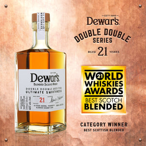 Dewar's 'Double Double' 21 year old whisky