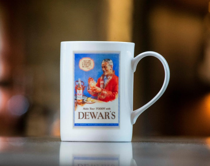 Dewar's Toddy Mug