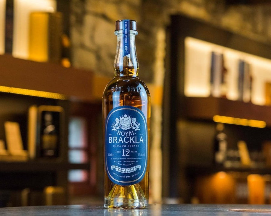 Royal Brackla 12 Year Old Whisky
