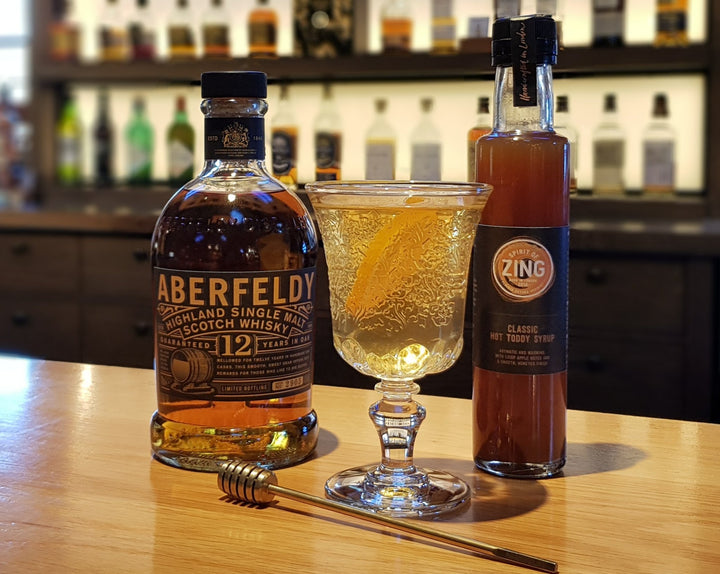 Aberfeldy 12 70cl Hot Toddy